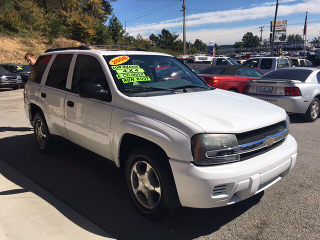2008 Chevrolet TrailBlazer LS Fleet2 4x4 4dr SUV - London KY