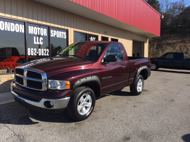 2005 Dodge Ram Pickup 1500 SLT 2dr Regular Cab 4WD SB - London KY