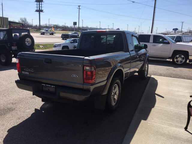 2005 Ford Ranger 4dr SuperCab EDGE 4WD SB - London KY
