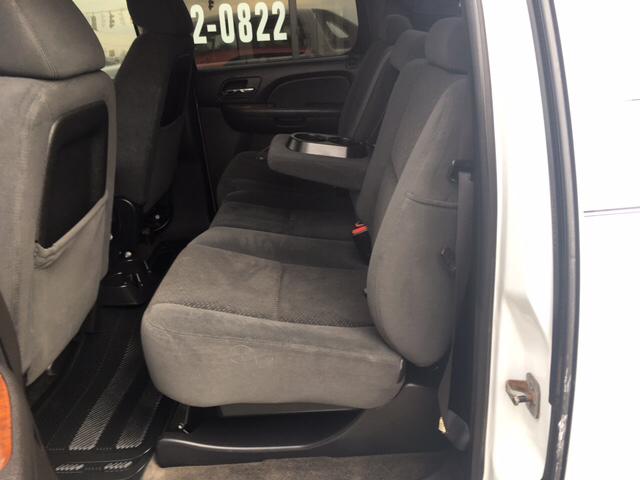 2008 Chevrolet Avalanche LT 4x4 4dr Crew Cab SB - London KY