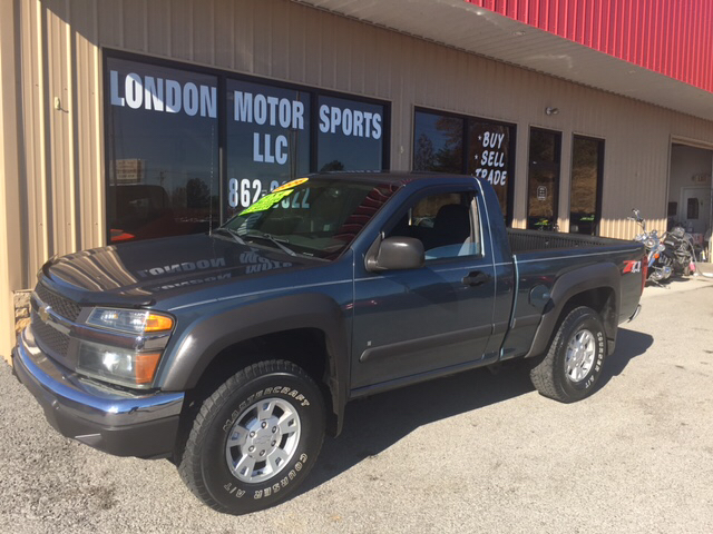 2006 Chevrolet Colorado LT 2dr Regular Cab 4WD SB - London KY