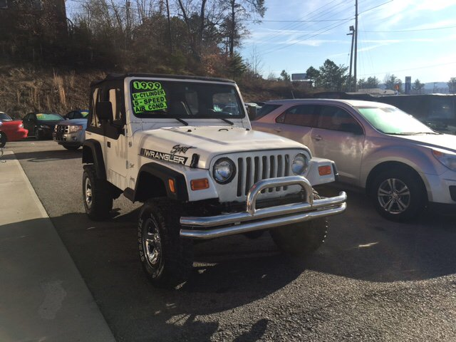 1998 Jeep Wrangler 2dr Sport 4WD SUV - London KY