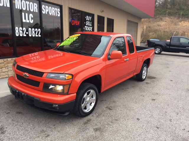 2009 Chevrolet Colorado 4x2 LT 4dr Extended Cab w/1LT - London KY