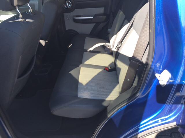 2010 Dodge Nitro SXT 4x4 4dr SUV - London KY