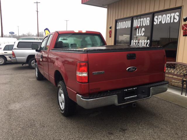 2008 Ford F-150 XL 4x4 4dr SuperCab Styleside 6.5 ft. SB - London KY