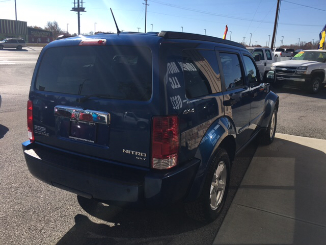 2010 Dodge Nitro SXT 4x4 4dr SUV - London KY