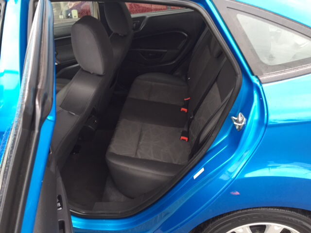 2012 Ford Fiesta SE 4dr Sedan - London KY