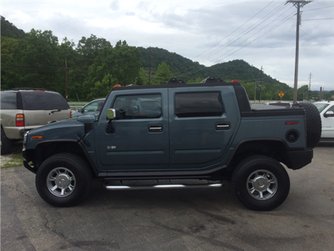 2005 HUMMER H2 SUT for sale in Morehead, KY