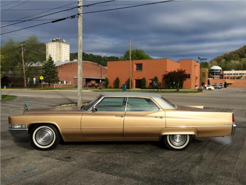 1969 Cadillac Deville For Sale Carsforsale Com
