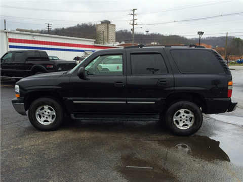 2005 Chevrolet Tahoe for sale in Morehead, KY