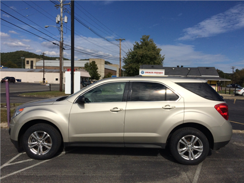 2015 Chevrolet Equinox for sale in Morehead, KY