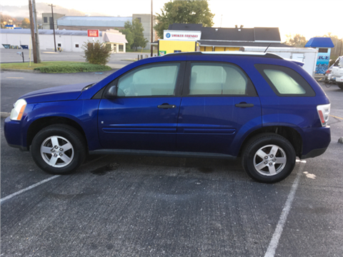 2007 Chevrolet Equinox for sale in Morehead, KY