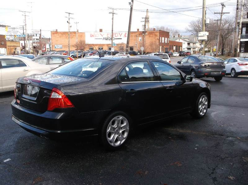 2011 Ford Fusion SE 4dr Sedan - Cleveland OH