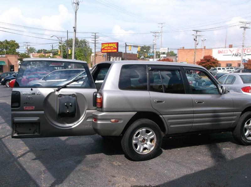 1999 Toyota RAV4 AWD 4dr SUV - Cleveland OH
