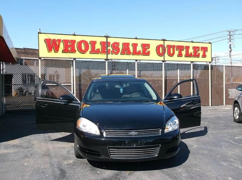 2006 Chevrolet Impala LT 4dr Sedan w/3.5L - Cleveland OH