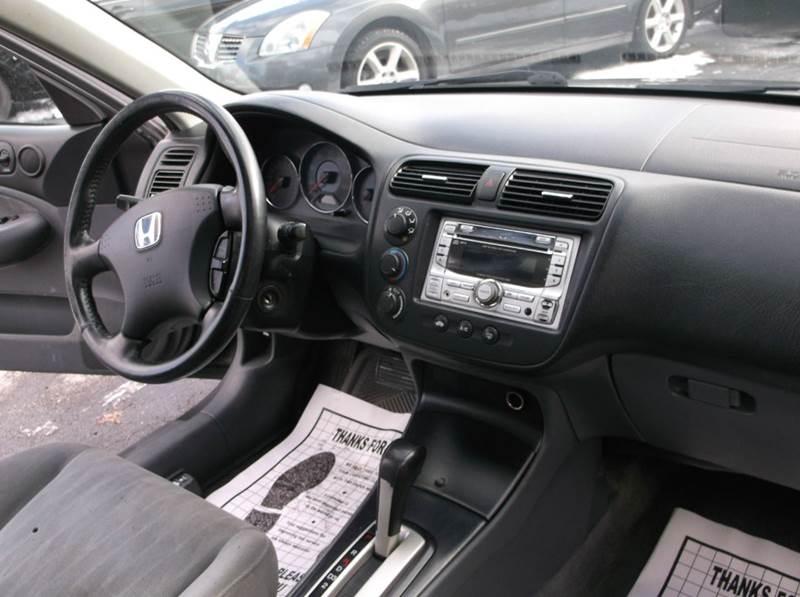 2005 Honda Civic EX Special Edition 4dr Sedan - Cleveland OH