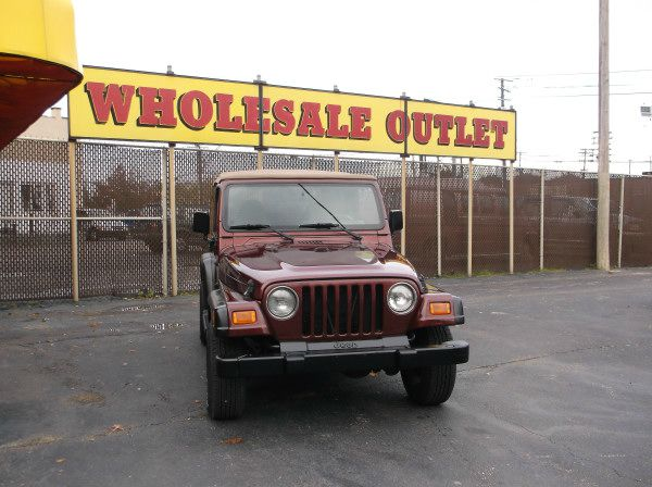 2001 Jeep Wrangler for sale in Cleveland OH