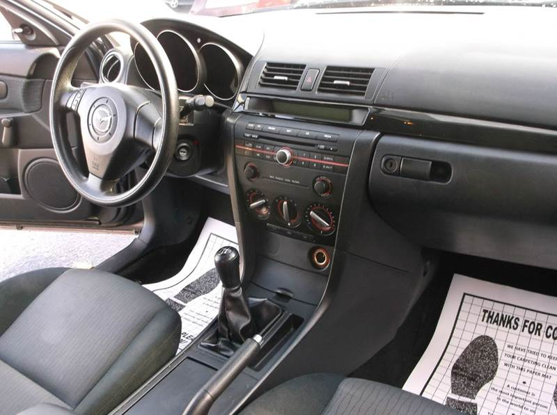 2008 Mazda MAZDA3 i Sport 4dr Sedan 5M - Cleveland OH