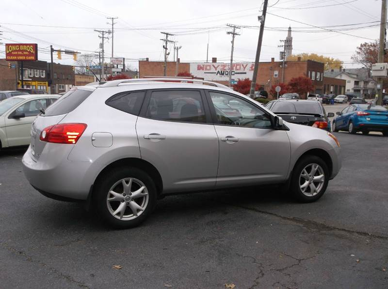 2009 Nissan Rogue AWD SL Crossover 4dr - Cleveland OH