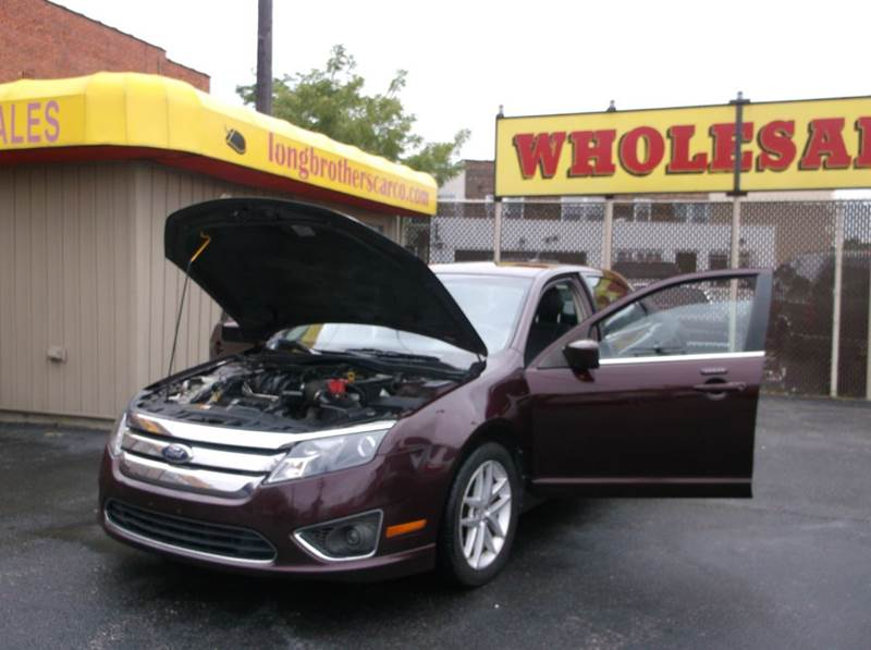 2011 Ford Fusion SEL 4dr Sedan - Cleveland OH