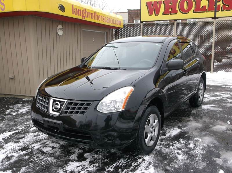 2008 Nissan Rogue AWD S SULEV Crossover 4dr - Cleveland OH