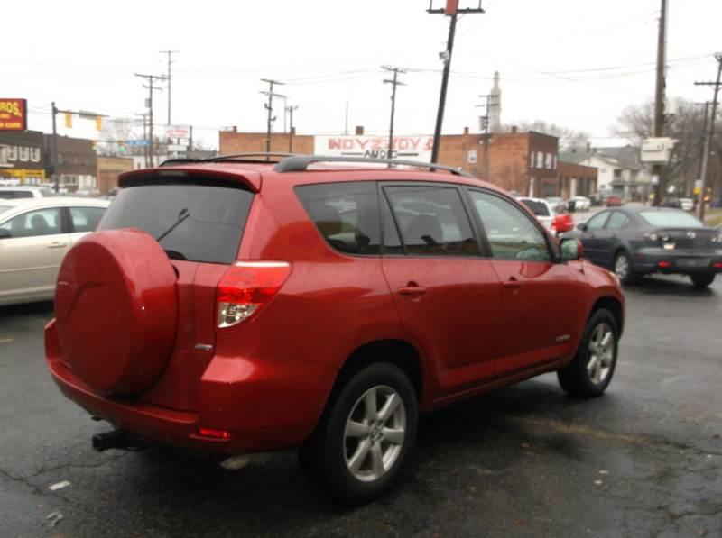 2008 Toyota RAV4 4x4 Limited 4dr SUV V6 - Cleveland OH