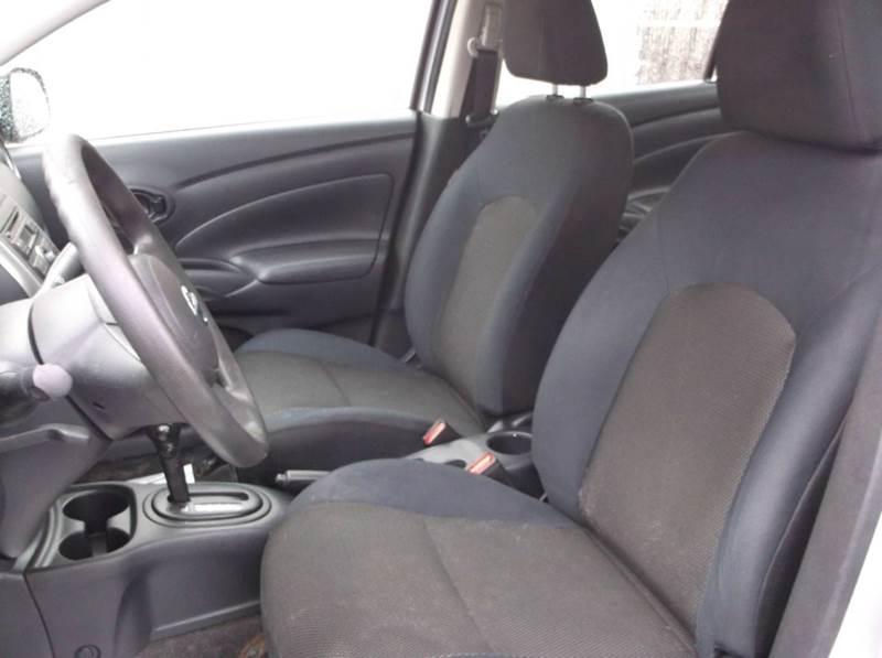 2012 Nissan Versa 1.6 SV 4dr Sedan - Cleveland OH