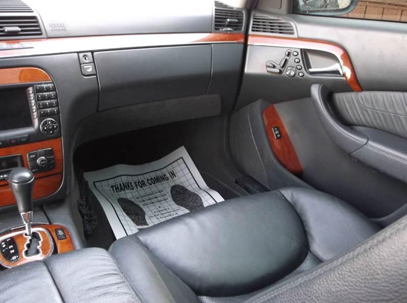 2006 Mercedes-Benz S-Class AWD S 430 4MATIC 4dr Sedan - Cleveland OH