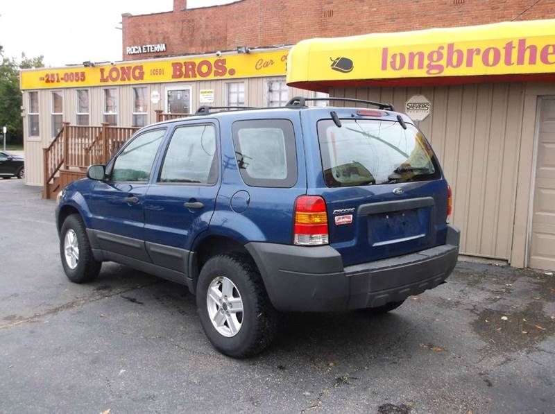 2007 Ford Escape XLS 4dr SUV (2.3L I4 4A) - Cleveland OH