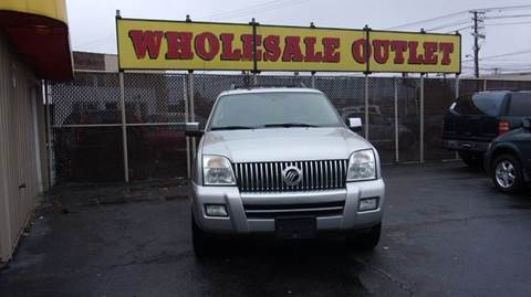 2009 Mercury Mountaineer for sale in Cleveland, OH