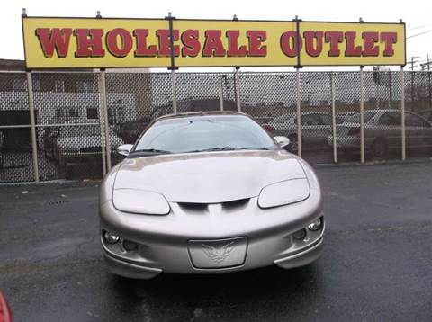 1999 Pontiac Firebird for sale in Cleveland, OH