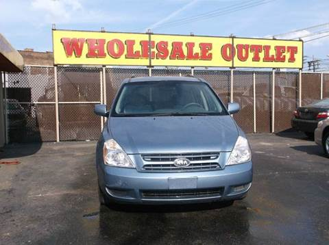 2010 Kia Sedona for sale in Cleveland, OH