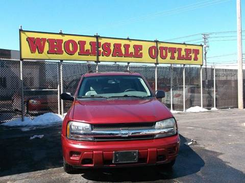 2007 Chevrolet TrailBlazer for sale in Cleveland, OH