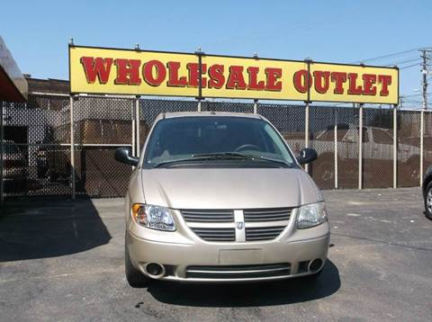 2006 Dodge Grand Caravan for sale in Cleveland, OH