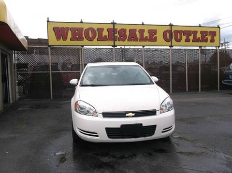 2007 Chevrolet Impala for sale in Cleveland, OH