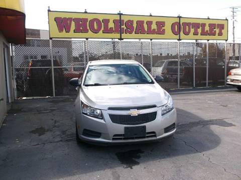 2013 Chevrolet Cruze for sale in Cleveland, OH