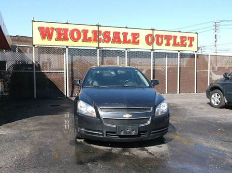 2008 Chevrolet Malibu for sale in Cleveland, OH