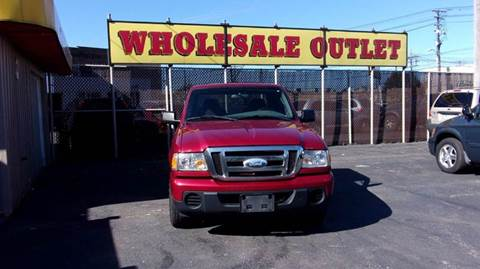 2009 Ford Ranger for sale in Cleveland, OH