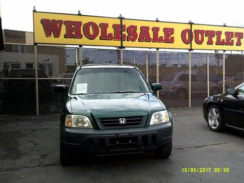 2001 Honda CR-V for sale in Cleveland, OH