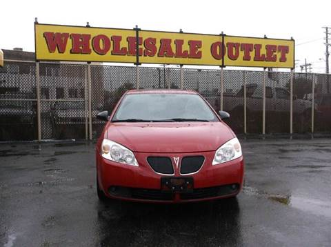 2006 Pontiac G6 for sale in Cleveland, OH