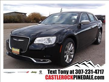 Chrysler 300 for sale wyoming for Coliseum motor company casper wy