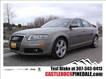 2007 Audi A6 for sale in Pinedale, WY