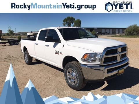 2017 RAM Ram Pickup 3500 for sale in Pinedale, WY