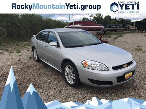 2016 Chevrolet Impala Limited for sale in Pinedale, WY