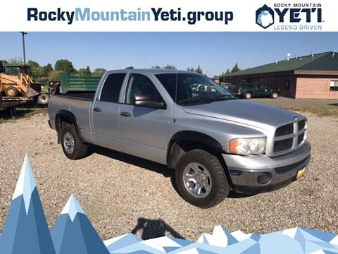 2005 Dodge Ram Pickup 1500 for sale in Pinedale, WY