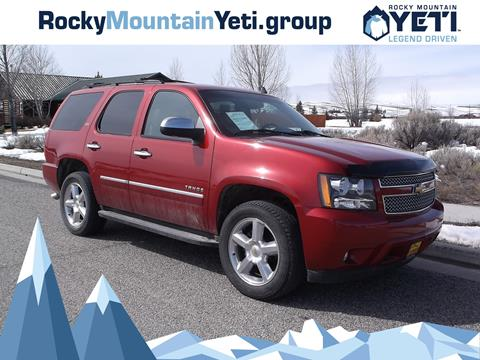 2013 Chevrolet Tahoe for sale in Pinedale, WY