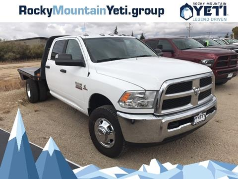 2017 RAM Ram Chassis 3500 for sale in Pinedale, WY