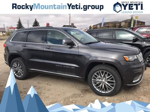 2017 Jeep Grand Cherokee for sale in Pinedale, WY