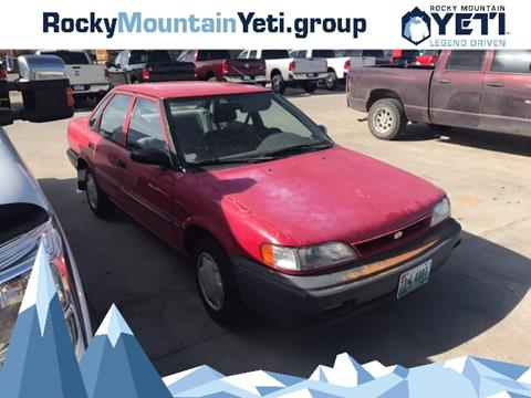 1991 GEO Prizm for sale in Pinedale, WY