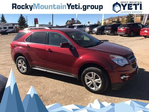 2012 Chevrolet Equinox for sale in Pinedale, WY